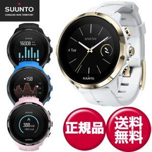 スント(SUUNTO)腕時計 Spartan Sport Wrist HR(スパルタン スポーツ リスト ハートレート) GPSウォッチ 正規品 スマートウォッチ|lafitte