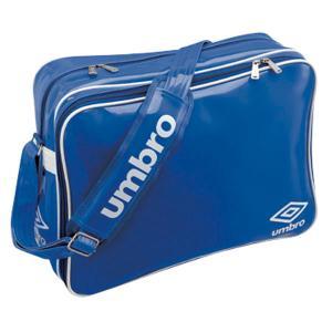UMBRO(アンブロ)エナメルショルダーL UJS1007-BLU ブルー