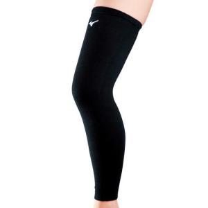 MIZUNO(ミズノ) 膝サポーター(スーパーロング) バレーボール アパレル ユニセックス 男女兼用 V2MY802009
