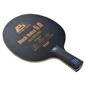 TSP ブラックバルサ5.0 中国式ペン 卓球 ラケット 021253 (VICTAS)