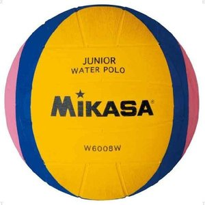 ミカサ(MIKASA) 水球 ジュニア練習球 水泳 ボール W6008W ジュニア ボーイズ