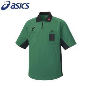 アシックス(asics) レフリーシャツ (ユニセックス) ( XH6003-84 )|lafitte
