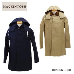 【MACKINTOSH-マッキントッシュ-】DUNOON HOOD[5875HD][メンズ・ステンカ...