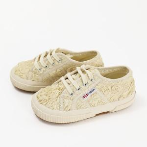 『SUPERGA-スペルガ-』2750 SMALL ROSE J-スニーカー キッズ 女の子