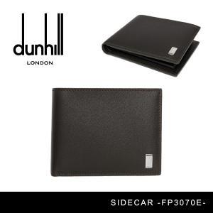 ダンヒル DUNHILL 財布 二つ折り財布 ウォレット SIDECAR 4CC & COIN PURSE メンズ