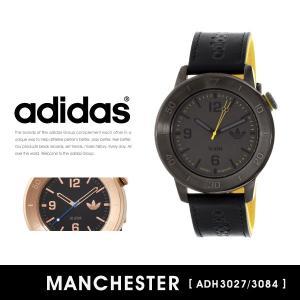アディダス adidas 時計 腕時計 ADH3027 MANCHESTER マンチェスター メンズ...