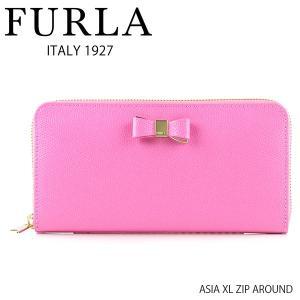 『FURLA-フルラ-』ASIA XL ZIP AROUND〔PR91〕[エイジア ジップアラウンド...