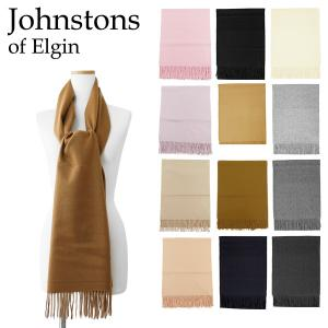 2018AW 『Johnstons-ジョンストンズ-』 Cashmere Plains Scarf ...