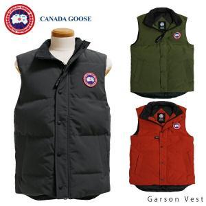 無駄を省いたシンプルなデザインで、カジュアルから様々な服装に合わせていただける『Garson Ves...