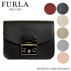 2019 SS 『FURLA-フルラ-』 METROPOLIS MINI CROSSBODY BGZ...