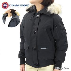 『CANADA GOOSE-カナダグース』チリワックボンバー レディース ダウンコート[7950L]