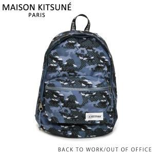 da1f721c28cb 2019SS 『MAISON KITSUNE-メゾンキツネ-』BACK TO WORK / OUT OF OFFICE EASTPAK イーストパック  限定コラボ