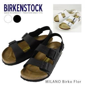 『BIRKENSTOCK-ビルケンシュトック-』Milano Birko Flor -ミラノ ビルコ...