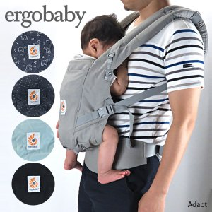 【予約】《返品交換不可》『ERGO-エルゴ-』ergobaby Adapt アダプト ベビー[BCA...