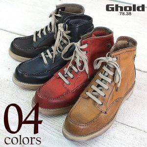 GHOLD MINER WORK BOOTS ゴールド ワーク ブーツ(4colors) special priceCM|laglagmarket