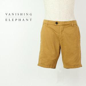 VANISHING ELEPHANT CLASSIC WALKSHORT バニシング エレファント メンズ ショーツ 13M-1-035-04(RUST) special priceCM|laglagmarket