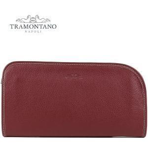 TRAMONTANO トラモンターノ カーフレザー クラッチバッグ 1452/R ALCE AMARANTO (レッド)レビューを書いて送料無料|laglagmarket
