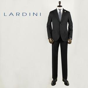 LARDINI ラルディーニ メンズ ウール 3B 段返り シングルスーツ JH801AQ IARP45494/888 (ブラック)レビューを書いて送料無料|laglagmarket
