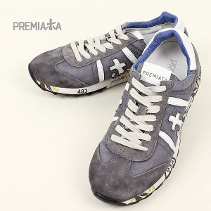 PREMIATA WHITE プレミアータホワイト LUCY ローカットスニーカー 618 (グレー)special priceAM|laglagmarket