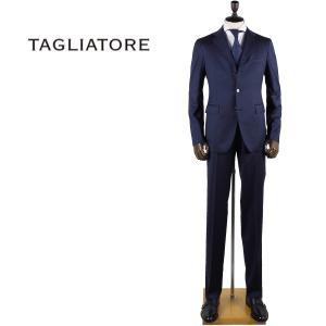 TAGLIATORE タリアトーレ メンズ SUPER110'S ヴァージンウール 3B シングル スーツ 2SVS23B01 06UIZ152 I3193 (ネイビー)レビューを書いて送料無料|laglagmarket