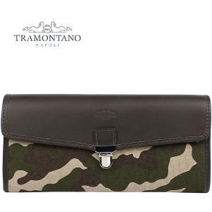 TRAMONTANO トラモンターノ メンズ カモフラ柄 キャンバス カーフレザー クラッチバッグ 1369 (カモフラージュ)レビューを書いて送料無料|laglagmarket