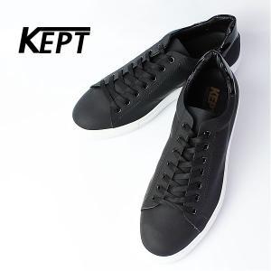 セール 国内正規品 KEPT ケプト メンズ ローカット スニーカー SPRIT/MATTO/NERO(ブラック)special priceAM|laglagmarket