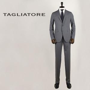 TAGLIATORE タリアトーレ メンズ SUPER130'Sウール 2B シングル スーツ 2SMJ22B01 06UEZ213 G3180 (グレー) レビューを書いて送料無料|laglagmarket