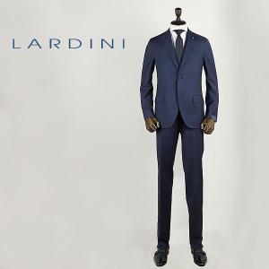 LARDINI ラルディーニ メンズ ウール 3B ピンストライプスーツ JI801AQ/EARP46491/31(ネイビー) レビューを書いて送料無料|laglagmarket