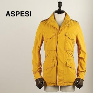 ASPESI アスペジ メンズ ナイロン フィールドジャケット 1617/9973/85 159 (イエロー)special priceAM|laglagmarket