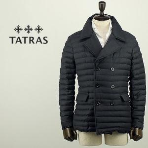 TATRAS タトラス メンズ シルク混ウール 6B ダブル...