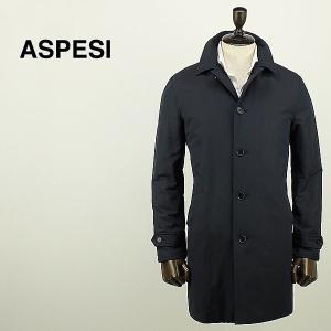 ASPESI アスペジ メンズ Thermore 中綿入り ステンカラーコート 5I16/7532/69/1 101 (ネイビー)レビューを書いて送料無料|laglagmarket