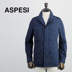 ASPESI アスペジ メンズ フィールドジャケット M43 PL I617/9974/01 100 (ネイビー)special priceAM|laglagmarket