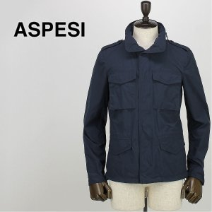 ASPESI アスペジ メンズ M65 ナイロンジャケット MINIFIELD SVENTO I501/9974/01/JP 100 (ネイビー)レビューを書いて送料無料|laglagmarket