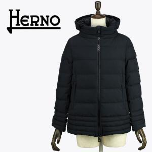 セール 国内正規品 HERNO ヘルノ Laminar GORE-TEX Windstopper ラミナー ゴアテックス ダウンジャケット PI049DL (ブラック)special priceAL|laglagmarket