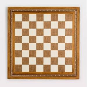 17.5 インチ スパニッシュ Inlaid モザイク スタンダード チェス ボード【17インチ】|lagopus-y