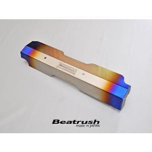 プーリーカバー チタニウム スバル インプレッサ GVB・GRB、WRX Sti VAB Beatrush ビートラッシュ|laile