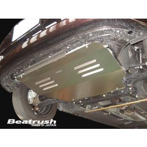 アンダーパネル ニッサン キューブ Z12 Beatrush ビートラッシュ LAILE レイル|laile