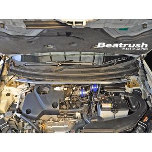 [数量限定★在庫処分特価] フロントタワーバー ニッサン エクストレイル2500cc NA TNT31 Beatrush ビートラッシュ LAILE レイル laile