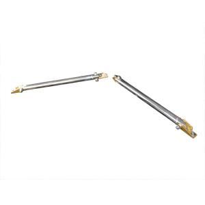 フロントタワーバー タイプ2 スバル BRZ ZC6、トヨタ 86 ZN6  Beatrush ビートラッシュ|laile