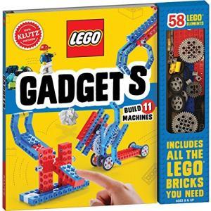 Klutz Lego Gadgets Science/STEM Activity Kit【並行輸入品】 lakibox28