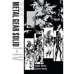 The Art of Metal Gear Solid I-IV【並行輸入品】 lakibox28