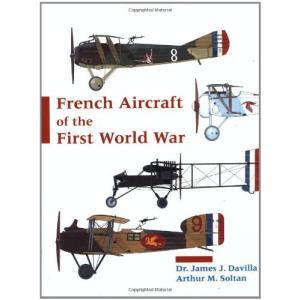 French Aircraft Of The First World War【並行輸入品】 lakibox28