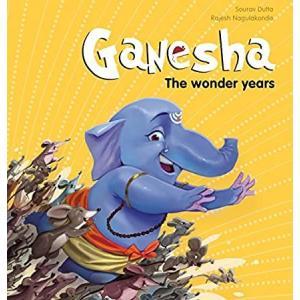 Ganesha: The Wonder Years (Campfire Graphic Novels)好評販売中|lakibox28