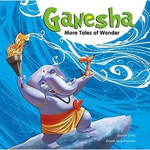 Ganesha: The Curse on the Moon: The Curse on the Moon (Campfire Graphic Nov好評販売中|lakibox28