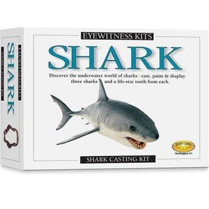 Eyewitness Kits Shark Casting Kit【並行輸入品】 lakibox28