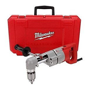 Milwaukee 3102-6 Plumbers Kit 7 Amp 1/2-Inch Right Angle Drill with D-Handl好評販売中|lakibox28