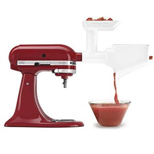 KitchenAid Fruit & Vegetable Strainer Set with Food Grinder Attachment【並行輸入品】 lakibox28