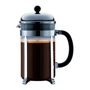 Bodum Chambord French Press Coffee Maker, 51 Ounce, 1.5 Liter, Chrome【並行輸入品】 lakibox28