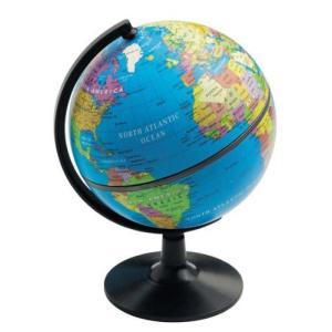 "Edu-Toys 5"" Desktop Political Globe【並行輸入品】 lakibox28"