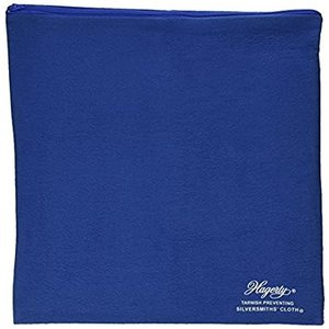 Hagerty 19600 18-by-18-inch Zippered Holloware Bag, Blue好評販売中|lakibox28